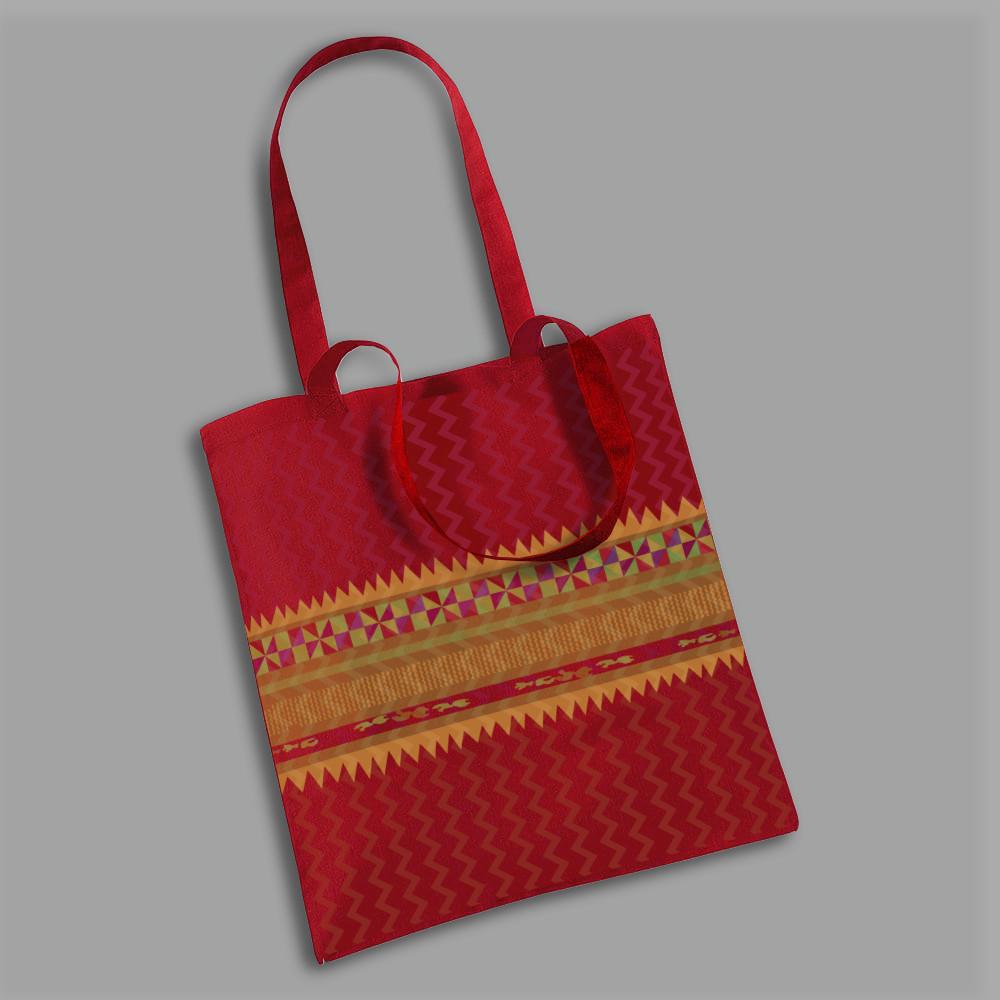 Mockup Shopper bag Humus desulo