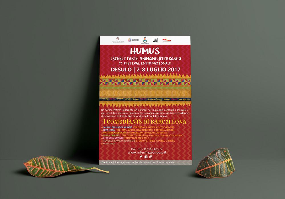 manifesto 70x100 evento Humus di Desulo