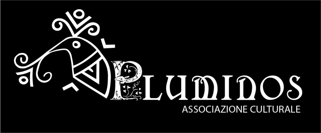 il logo dell'associazione pluminos in nero