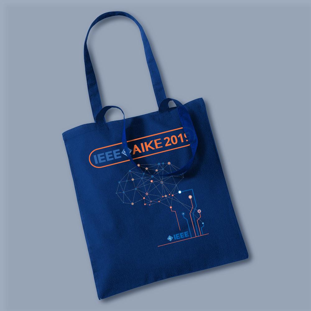 mockup shopper bag Aike 2019